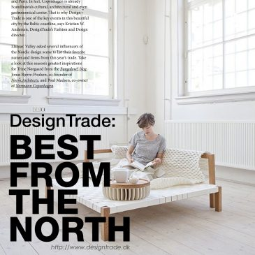 Nordic Function one of Norm Architects favorites brand at Design Trade
