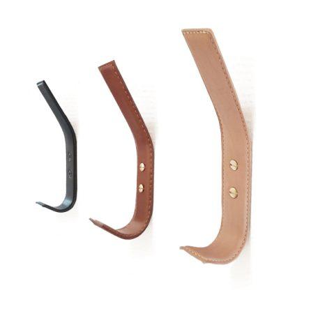 leather hook, entry, entrance, hall, hooks, leather, exclusive hooks, hallway, hallway, scandinavien