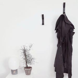 læderknage leatherhook nordic function dansk design