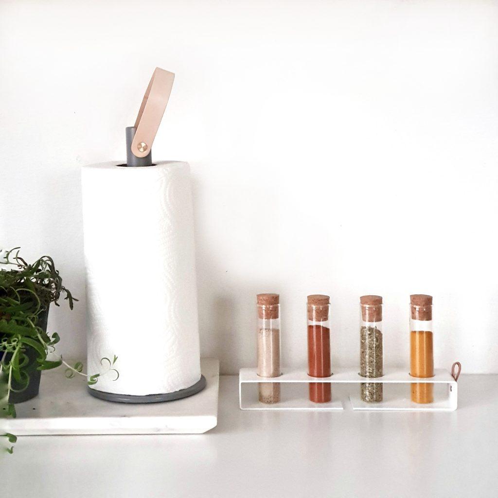 krydderiholder, krydderi, køkkenruldeholder, Nordic Function