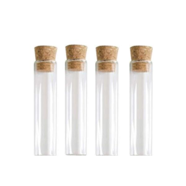 Nordic Function Simply4 krydderiglas med korkprop spice rack