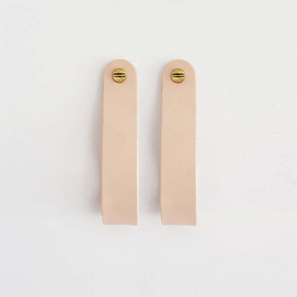 læderstroppe læderophæng