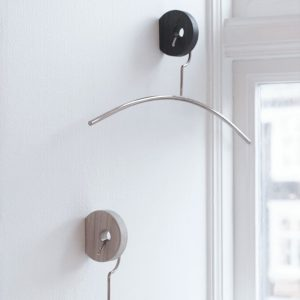 Nordic Function Hook to hang knager til bøjler i eg til entre eller soveværelse hooks in oak for hangers to organize your bedroom or entrance hall